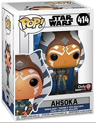 Funko Pop Star Wars Ahsoka Tano Exclusive 414