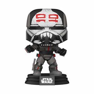 Funko Pop! Star Wars: Clone Wars - Wrecker Vinyl Figure