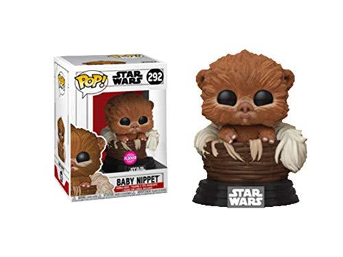 Funko Pop! Star Wars: Return of The Jedi - Flocked Baby Nippet (Exclusive)