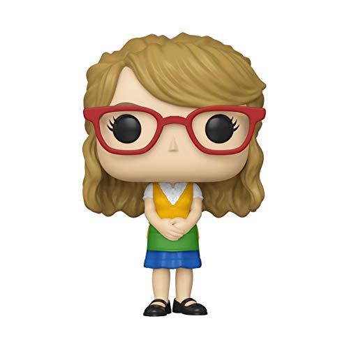 Funko Pop! TV: Big Bang Theory - Bernadette, Multicolor, Standard