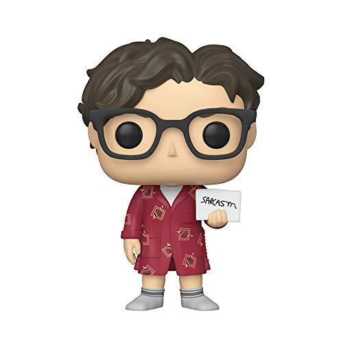 Funko Pop! TV: Big Bang Theory - Leonard, Multicolor, Standard