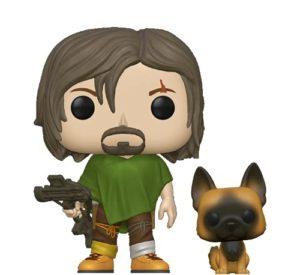 Funko Pop! TV & Buddy: Walking Dead - Daryl with Dog