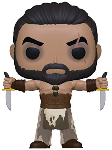 Funko Pop! TV: Game of Thrones - Khal Drogo with Daggers