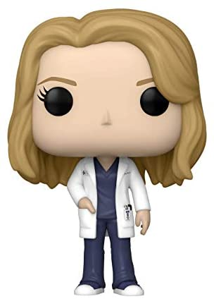 Funko Pop! TV: Grey's Anatomy - Meredith Grey, 3.75 inches