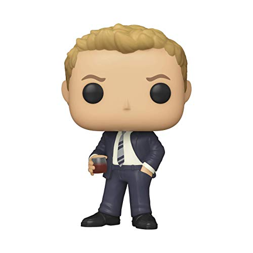 Funko Pop! TV: How I Met Your Mother - Barney Stinson Multi-colored, 3.75 inches