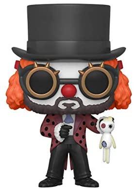 Funko Pop! TV: La Casa De Papel - El Professor,Multicolor,3.75 inches