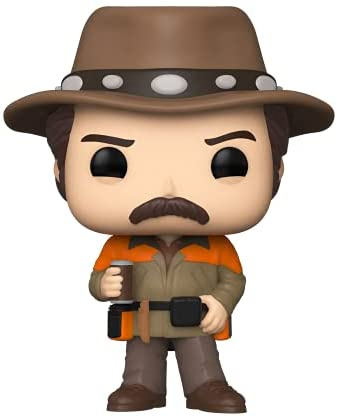 Funko Pop! TV: Parks and Rec - Hunter Ron (Styles May Vary)