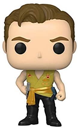Funko Pop! TV: Star Trek - Kirk (Mirror Mirror Outfit)