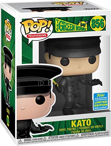 Funko Pop! TV: The Green Hornet - Kato 2019 SDCC Shared Exclusive