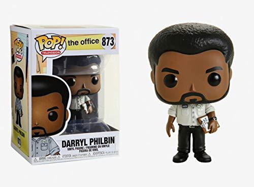 Funko Pop! TV: The Office - Darryl Philbin, Multicolor