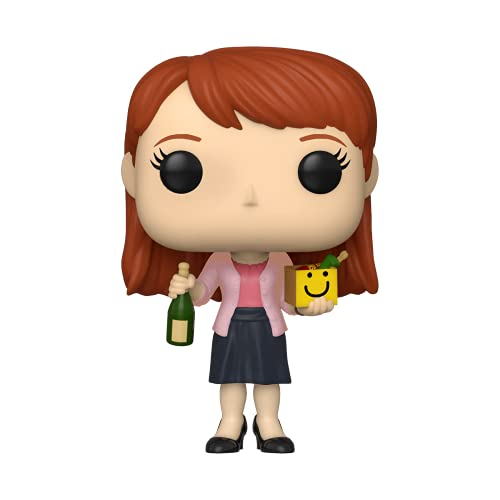 Funko Pop! TV: The Office - Erin with Happy Box & Champagne