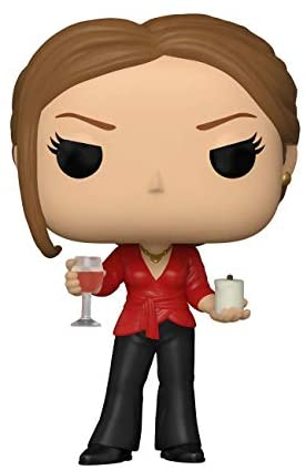 Funko Pop! TV: The Office - Jan with Wine & Candle, 3.75 inches