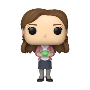 Funko Pop! TV: The Office - Pam with Teapot & Note