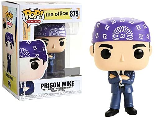 Funko Pop! TV: The Office - Prison Mike (Exclusive)