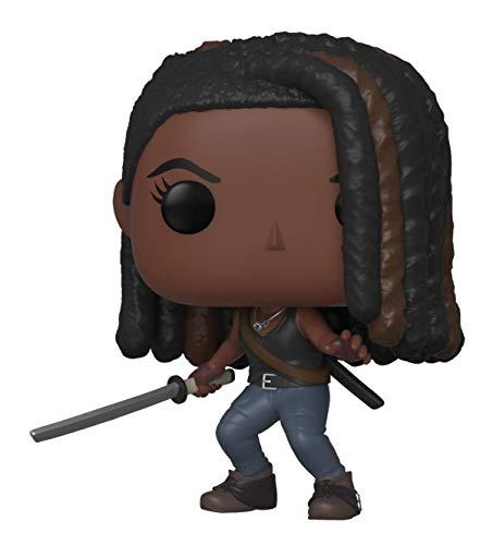 Funko Pop! TV: The Walking Dead - Michonne,Multicolor,3.75 inches