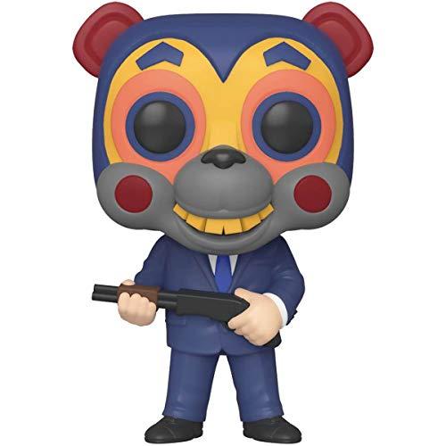 Funko Pop! TV: Umbrella Academy - Hazel with mask, Multicolor, Standard