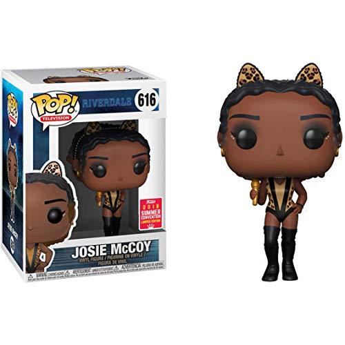 Funko Pop! Television #616 Riverdale Josie Mccoy (2018 Summer Convention Exclusive)