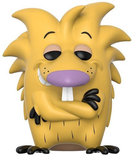 Funko Pop Television: Angry Beavers-Norbert Collectible Figure