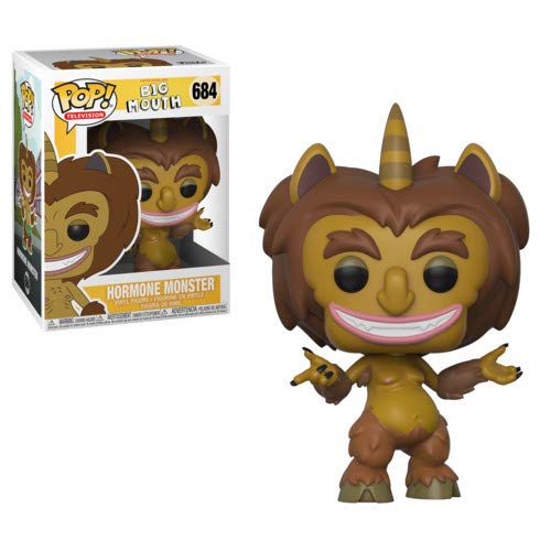 Funko Pop Television: Big Mouth - Hormone Monster Collectible Figure, Multicolor