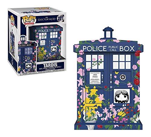 """Funko Pop Television: Doctor Who - 6"""" Tardis Clara Memorial Collectible Figure, Multicolor"""