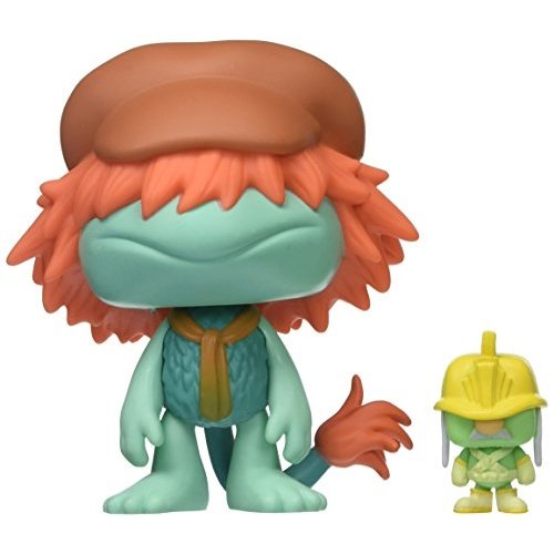 Funko Pop! Television: Fraggle Rock - Boober with Doozer Collectible Toy,Green