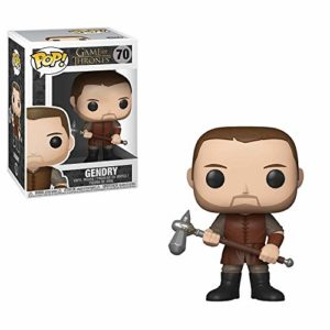 Funko Pop Television: Game of Thrones - Gendry Collectible Figure, Multicolor