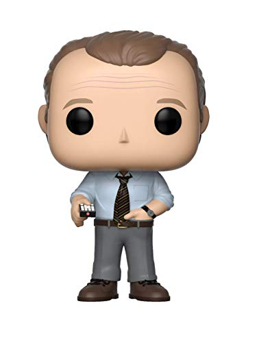 Funko Pop Television: Married with Children - Al with Remote Collectible Figure, Multicolor