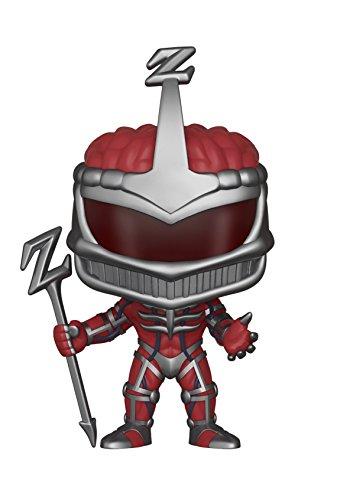 Funko Pop Television: Power Rangers - Lord Zedd Collectible Figure, Multicolor