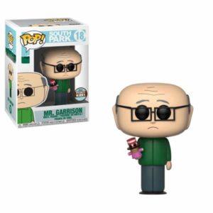 Funko Pop Television: South Park - Mr. Garrison Collectible Figure, Multicolor