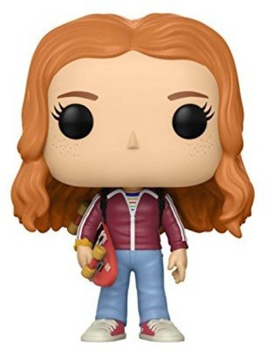 Funko Pop Television: Stranger Things - Max with Skateboard Collectible Vinyl Figure