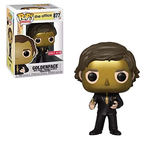 Funko Pop The Office Jim Halpert as Goldenface