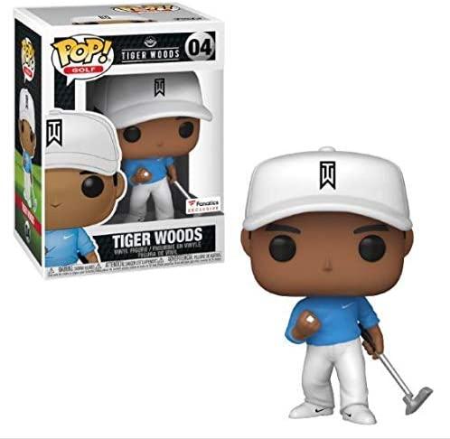 Funko Pop! Tiger Woods (Blue Shirt)