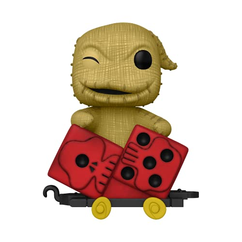 Funko Pop! Train: Nightmare Before Christmas - Oogie in Dice Cart
