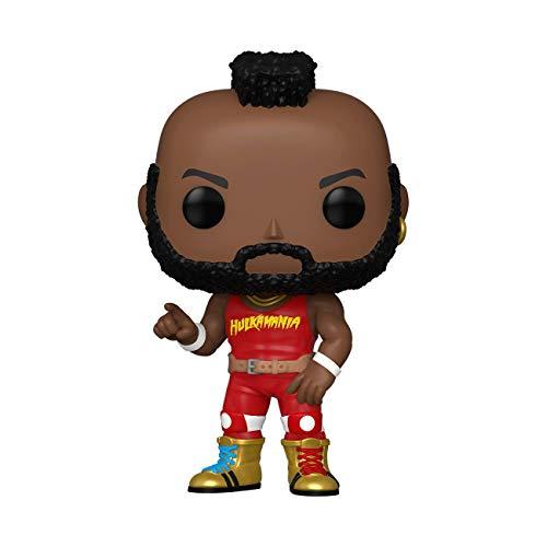Funko Pop! WWE: Mr. T Vinyl Figure Multicolour, 3.75 inches