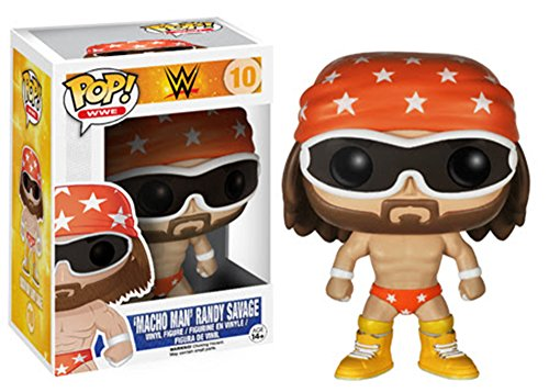 Funko Pop! WWE: Randy Savage Figure