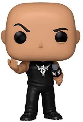 Funko Pop! WWE: The Rock, Bring It! Vinyl Figure