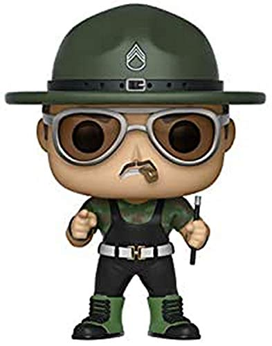 Funko Pop! We: We - Sgt. Slaughter Collectible Figure, Multicolor