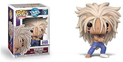 Funko Pop! Yu Yu Hakusho Demon Yusuke Funimation 2020 Exclusive Figure