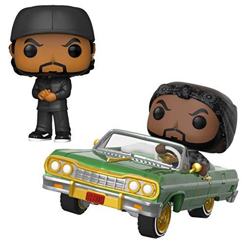 Funko Rocks : POP! Ice Cube Collectors Set - Ice Cube, Ice Cube in Impala