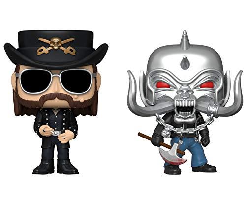 Funko Rocks: POP! Motorhead Collectors Set - Lemmy, Warpig
