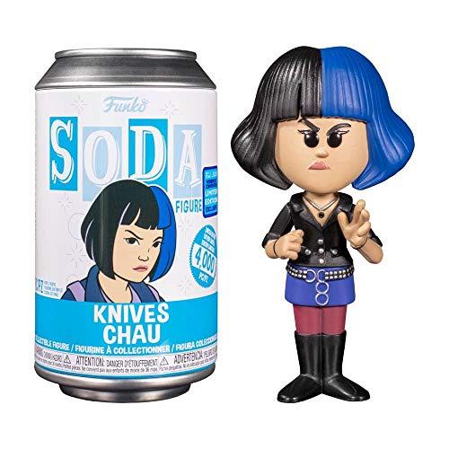 Funko Soda Knives Chau Wondercon le 4000