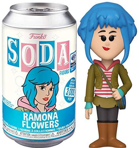 Funko Soda Ramona Flowers Wondercon le 3000
