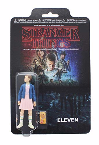 Funko Stanger Things Eleven with Eggo (Styles May Vary) Action Figure