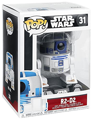 Funko Star Wars R2-D2 Pop! Vinyl Bobble Head