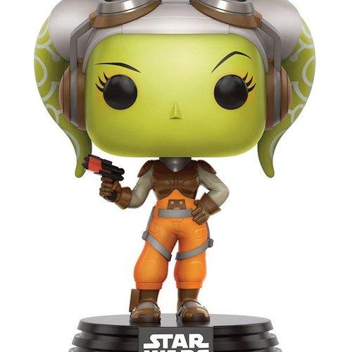 Funko Star Wars Rebels Hera Pop Figure