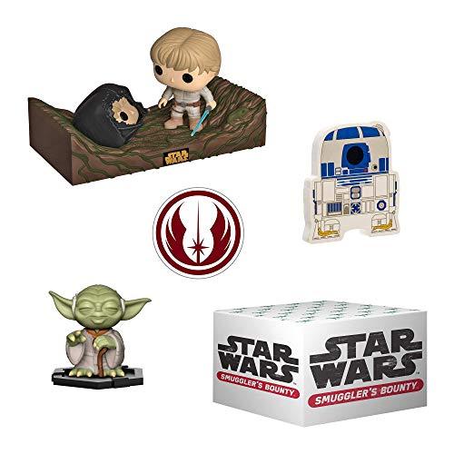 Funko Star Wars Smuggler's Bounty Box, Dagobah Theme