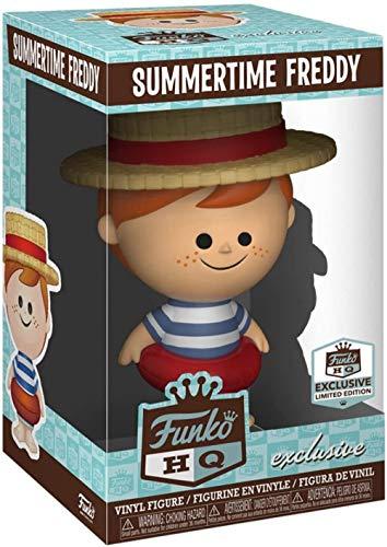 Funko Summertime Freddy Vinyl Figure HQ Exclusive Limited Edition Vinyl Figure