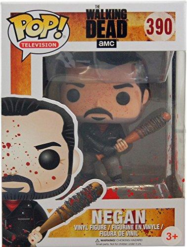 Funko The Walking Dead Pop! Vinyl - Negan (Bloody) #390