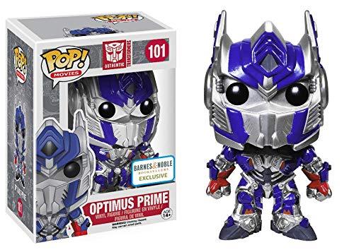 Funko Transformers #101 - Metallic Optimus Prime