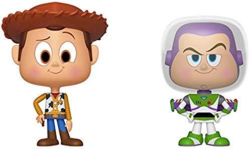 Funko VYNL Disney: Toy Story - Woody & Buzz